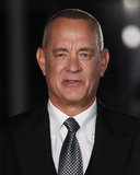 Photo - LOS ANGELES CALIFORNIA USA - SEPTEMBER 25 Actor Tom Hanks arrives at the Academy Museum of Motion Pictures Opening Gala held at the Academy Museum of Motion Pictures on September 25 2021 in Los Angeles California United States (Photo by Xavier CollinImage Press Agency)