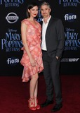 Photo - (FILE) Dave and Odette Annable Split After 9 Years of Marriage HOLLYWOOD LOS ANGELES CALIFORNIA USA - NOVEMBER 29 Odette Annable and Dave Annable arrive at the World Premiere Of Disneys Mary Poppins Returns held at the El Capitan Theatre on November 29 2018 in Hollywood Los Angeles California United States (Photo by David AcostaImage Press Agency)