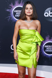 Roberto Coin Photo - (FILE) Selena Gomez Makes Big Donation to Cedars-Sinai Amid Coronavirus COVID-19 Pandemic Health Crisis Selena Gomez is making a major donation to Cedars-Sinai LOS ANGELES CALIFORNIA USA - NOVEMBER 24 Singer Selena Gomez wearing a Versace dress and shoes with Roberto Coin jewelry arrives at the 2019 American Music Awards held at Microsoft Theatre LA Live on November 24 2019 in Los Angeles California United States (Photo by Xavier CollinImage Press Agency)