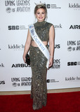 Photo - BEVERLY HILLS LOS ANGELES CA USA - JANUARY 18 Miss California 2018 MacKenzie Freed arrives at the 16th Annual Living Legends Of Aviation Awards held at The Beverly Hilton Hotel on January 18 2019 in Beverly Hills Los Angeles California United States (Photo by Xavier CollinImage Press Agency)