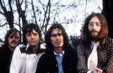 Photo - The Beatles Ringo Starr Paul Mccartney George Harrison and John Lennon Photo Supplied by Globe Photos