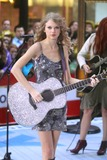 Photo - Taylor Swift Performing on the Nbcs Today Show New York
