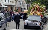Photo - John Gotti Funeral
